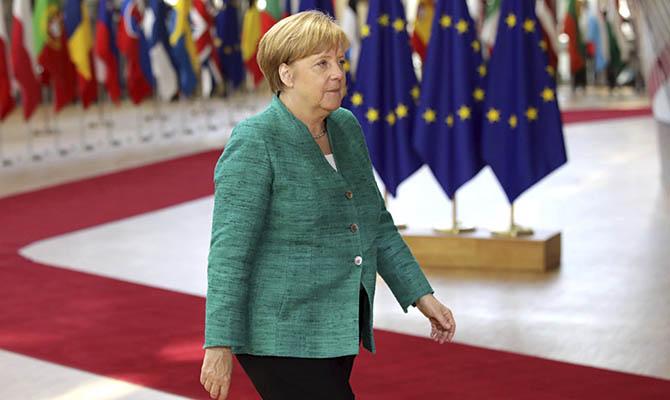 Украина должна остаться транзитером газа в Европу, – Меркель