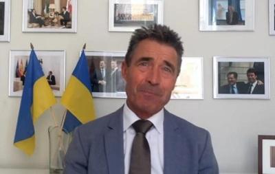 Расмусен: Свобода коштувала дорого українцям