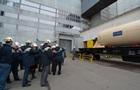 США поставили Україні перший контейнер для зберігання ядерного палива