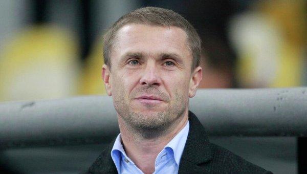 Украинца Реброва уволили с поста тренера саудовского клуба