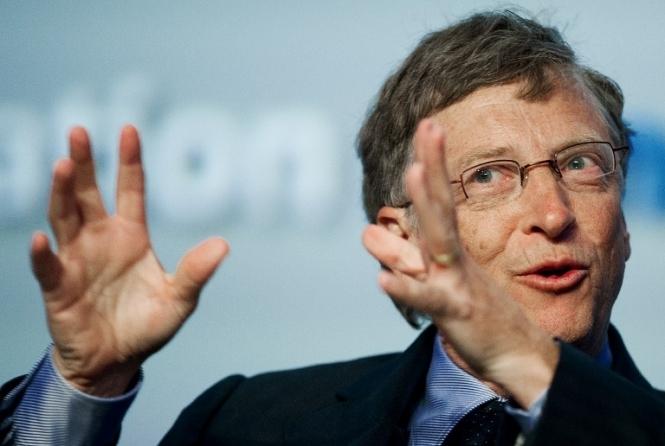 Билл Гейтс инвестировал $200 млн в высокотехнологичные унитазы, - ВИДЕО