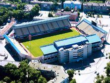 Стадион в Запорожье еще не принимал финалов Кубка