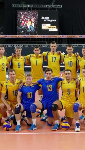 Мужская и женская сборные Украины по волейболу узнали соперников в отборе на ЧМ-2018