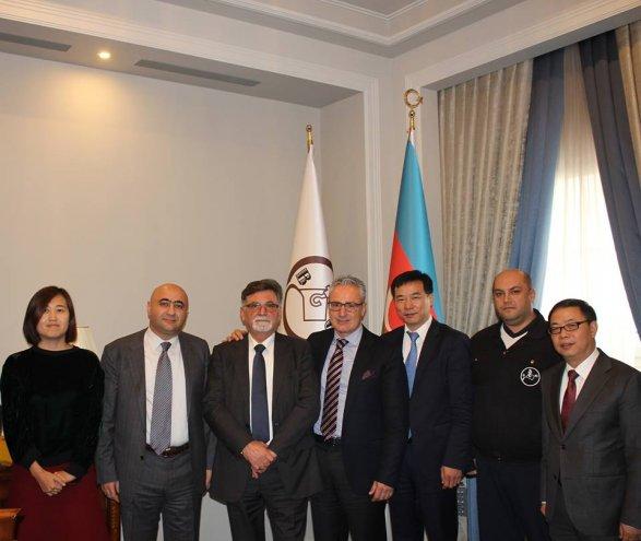 Расим Мамедов привлекает в Азербайджан миллиарды