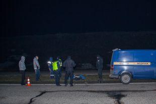 Под Днепром автомобилист сбил насмерть работника СТО и скрылся