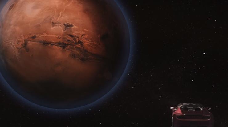 Falcon Heavy: когда автомобиль Маска доберется до Марса