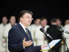 Жданов заявил, что РФ намерена использовать футбольный чемпионат в пропагандистских целях