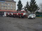 Підрозділи ДСНС Закарпаття отримали 5 сучасних спецавтомобілів. ФОТОрепортаж