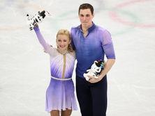 Савченко и Массо завоевали золото на Олимпиаде в Пхенчхане