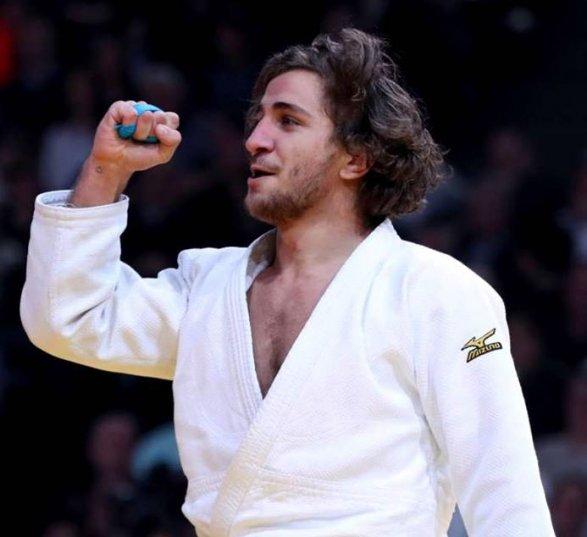 Азербайджанский дзюдоист стал чемпионом мира