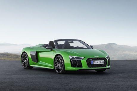 Audi презентовала самый мощный серийный родстер (ФОТО)