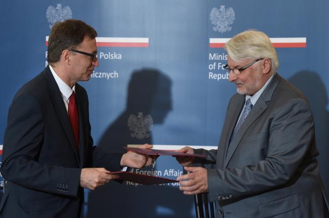 МЗС Польщі та ІНП посилюють співробітництво