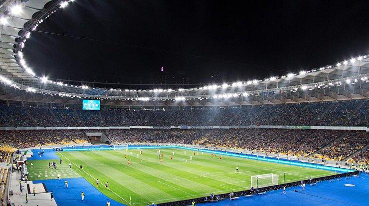 В Киеве закрывают НСК Олимпийский
