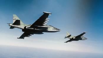 Два винищувачі ВПС США піднімалися для перехоплення російських Су-25 над Сирією