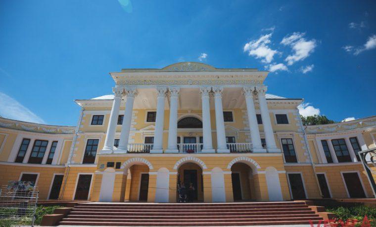 За 300 тысяч евро под Винницей отреставрировали дворец Грохольских-Можайских