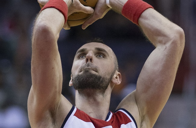 Poland's Gortat off to good start in NBA season