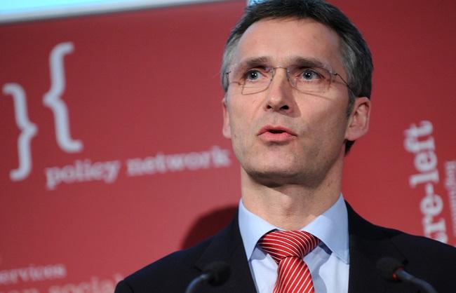 НАТО продлил полномочия Йенса Столтенберга в должности генсека до 2020 года