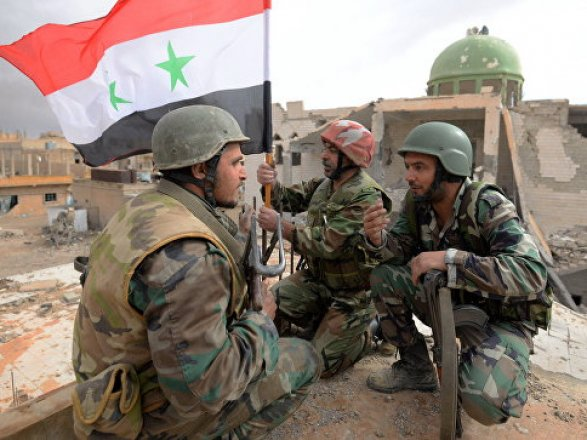 Войска Асада отступили от Африна