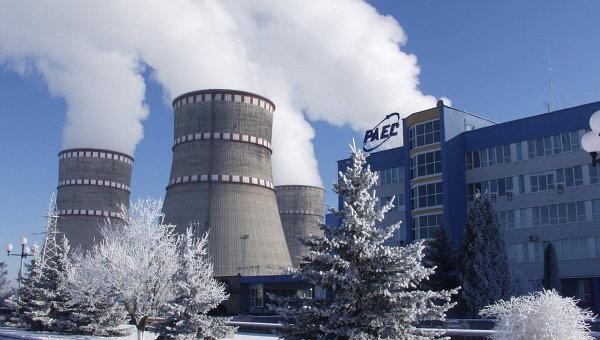 На Ровенской АЭС отключился энергоблок