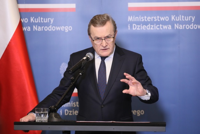 Spending for culture in Poland shoots up: official