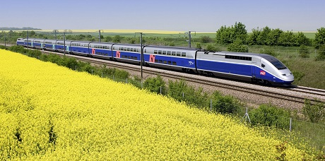 Франция первой в мире запустит беспилотные высокоскоростные поезда