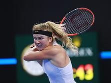 Свитолина занимает четвертую строчку в рейтинге WTA