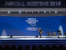 В Давосе стартует Всемирный экономический форум