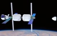Американская компания планирует запустить несколько обитаемых космических станций