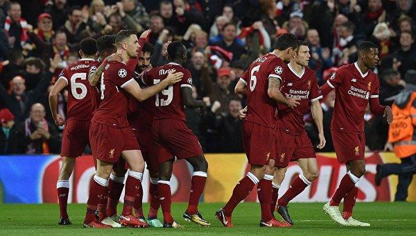 Ливерпуль разгромил Рому в первом полуфинале Лиги чемпионов