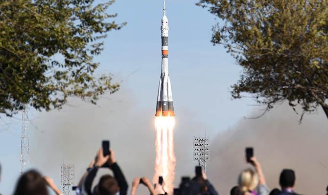 В РФ назвали вероятную причину аварии ракеты «Союз»