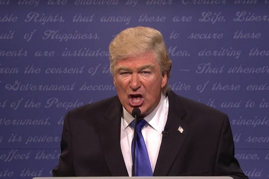 Donald Trump Is Killing Humor