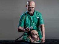 В Китае провели первую в мире пересадку головы человека
