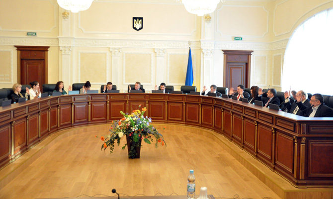 Совет правосудия уволил судью из-за приговоров «автомайдановцам»