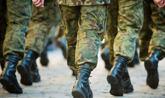 ВСУ: около 70 процентов призывников не явились в военные комиссариаты
