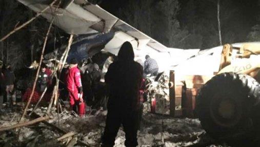 В Канаде разбился самолет