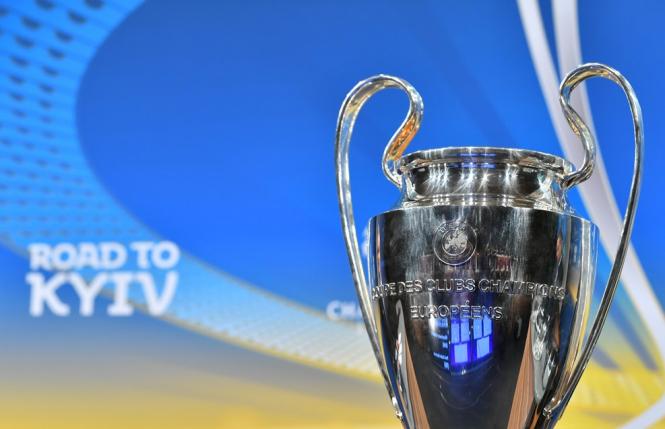 Стали известны пары участников 1/4 финала Лиги чемпионов