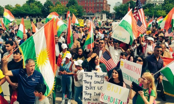 В Курдистане завершился референдум о независимости