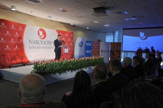 Національний конгрес сім'ї у Варшаві