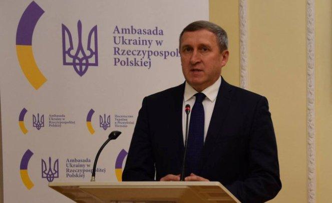 Дещиця: Польща погодилася відновити українські місця пам'яті
