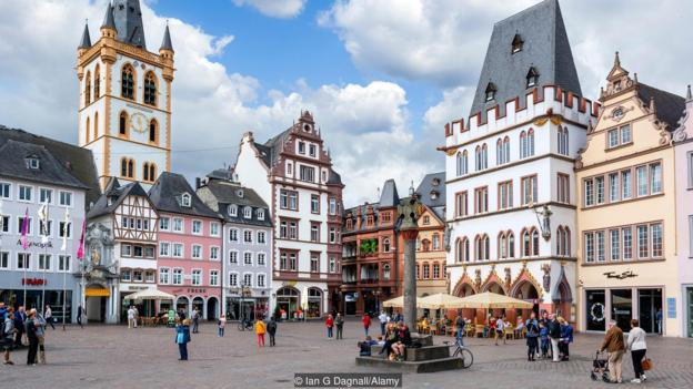 The German city beloved by Chinese