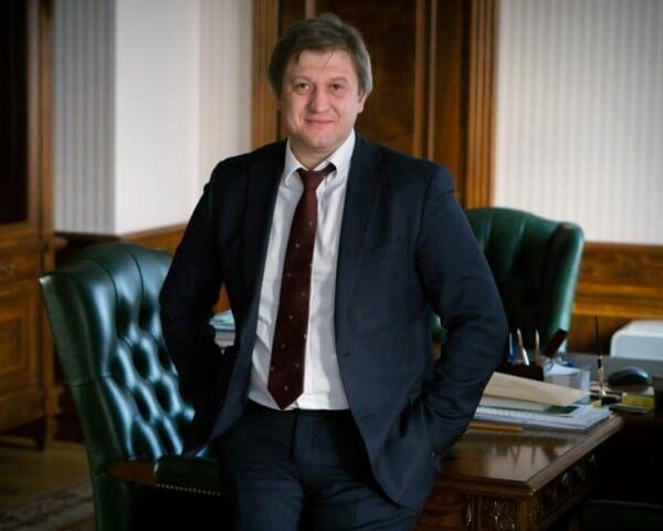 Данилюк і Шольц обговорили реалізацію проектів техдопомоги Україні від уряду Німеччини