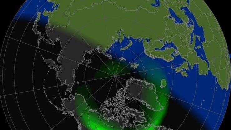 Украину накроет мощная магнитная буря