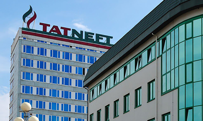 Украина обратилась в Верховный суд России по спору с «Татнефтью»