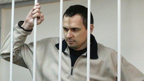 Денисова просит омбудсмена РФ лично проверить условия содержания Сенцова