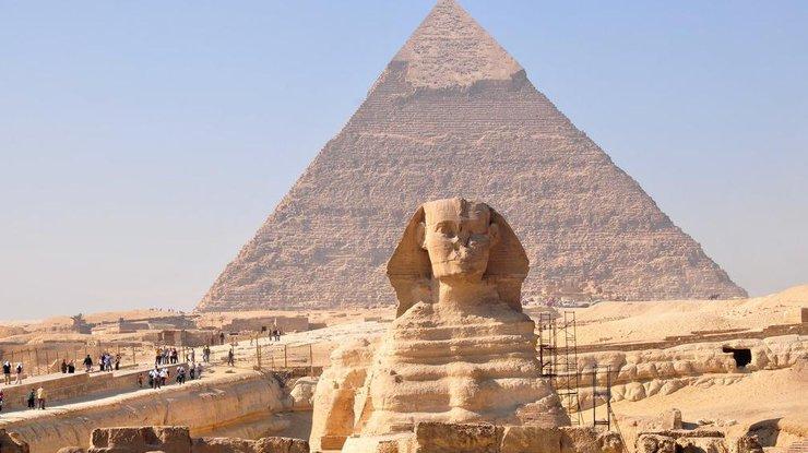 В египетской пирамиде найден проход в загробный мир