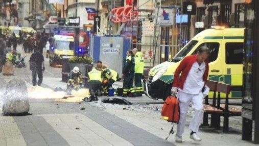 Швеция собирается выдворить пострадавшую в теракте украинку