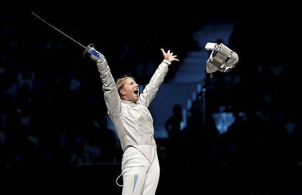 Украинка Харлан выиграла Кубок мира по фехтованию на сабле