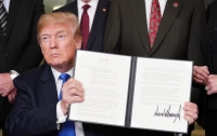Трамп решил обложить пошлинами китайские товары
