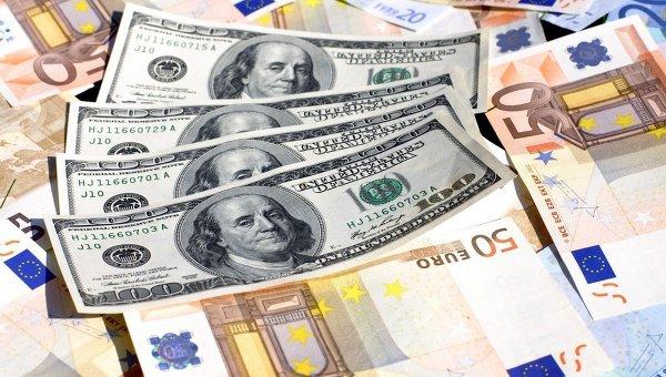 Межбанк открылся долларом по 27,26-27,28 грн, евро - по 32,22-32,24 грн
