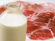 Украина в январе увеличила производство мяса на 0,4 процентов, яиц – на 2,5 процентов, сократила молока на 0,7 процентов
